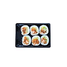 Salmon Katsu Rolls