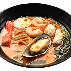 Seafood Spicy Ramen