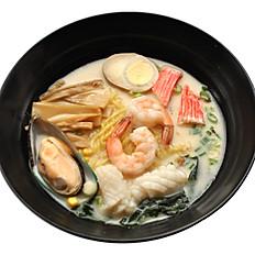Seafood Tonkotsu Ramen