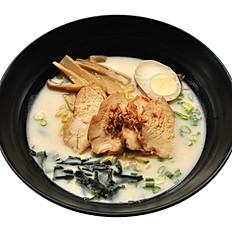 Chicken Tonkotsu Ramen