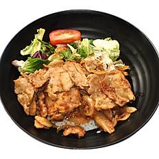 Pork Ginger Rice