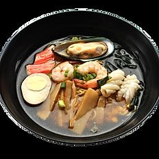Seafood Shoyu Ramen