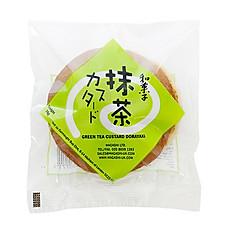 Green Tea Custard Dorayaki