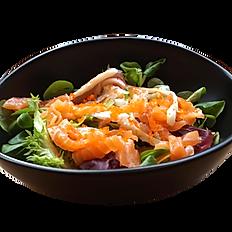 Mixed Sashimi Salad