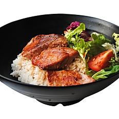 Tuna Teriyaki Rice