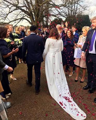 Abbey Wedding Dres