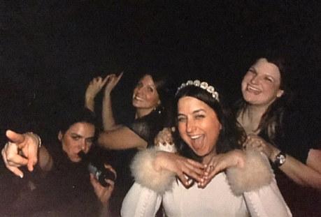 Abbey Winter Wedding