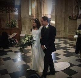 Abbey Wedding
