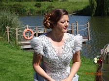 Festival Wedding Dress