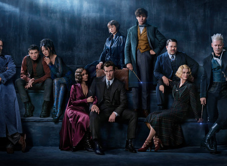 FANTASTIC BEASTS: THE CRIMES OF GRINDELWALD (2018) ⭐️⭐️