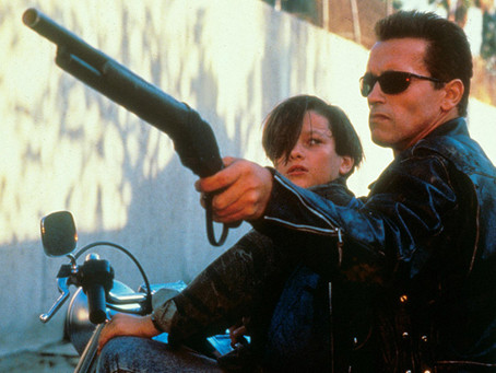 TERMINATOR 2: JUDGEMENT DAY (1991) ⭐️⭐️⭐️⭐️⭐️
