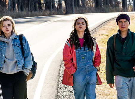 MISEDUCATION OF CAMERON POST (2018) ⭐️⭐️⭐️