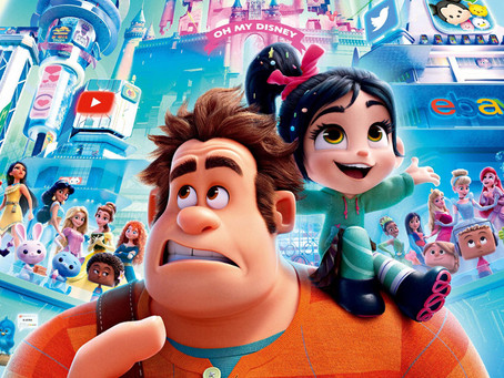RALPH BREAKS THE INTERNET (2018) ⭐️⭐️⭐️