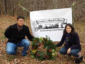 wreath making class Powhatan Virginia.jp