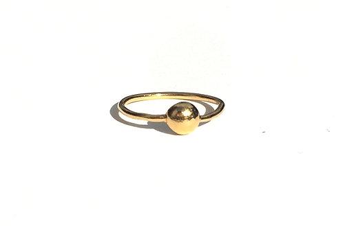 Sediment Pebble Ring, Sz 6