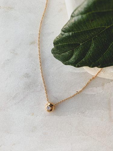 Sediment Pebble Necklace