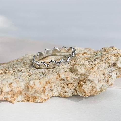Flat Rill Ring