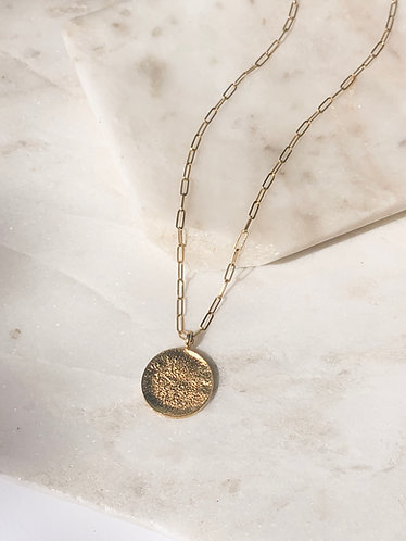 Parma Coin Necklace