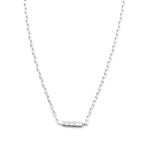 Rill Charm Necklace