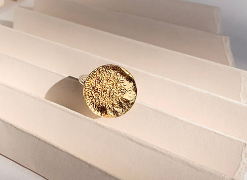 Parma Ring, textured