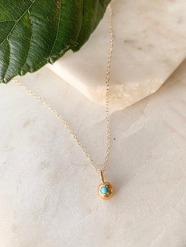 Sediment Charm Necklace