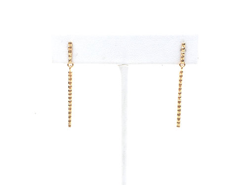 Rill Stick Earrings