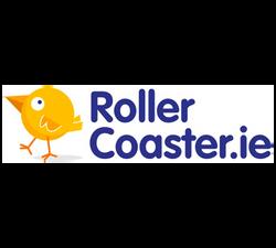 Fiestaval Street Arts, Comedy & Music Festival - Rollercoaster Logo