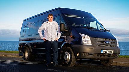 Owen | East Coast Minibus Hire