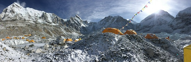 On Top of the World (Everest Update).