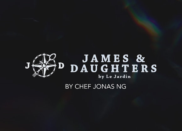 James & Daughters Dinner