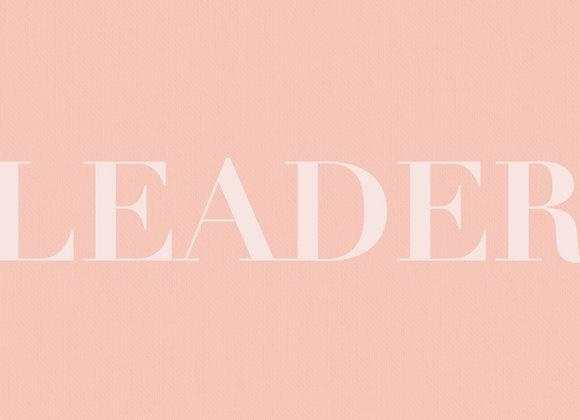 Leader (10/28)