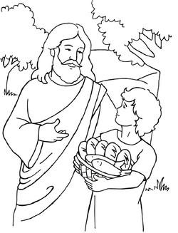 Jesus & The Boy