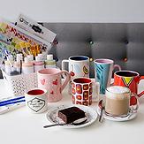 Ceramic café