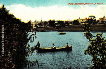 Parc Lafontaine 1907