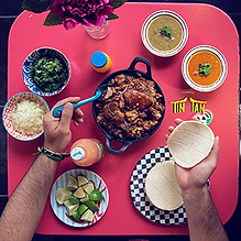 Tacos tin tan