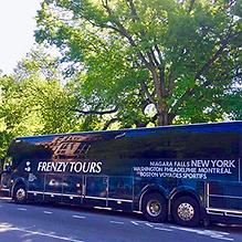 Frenzy tours