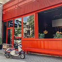 Café bar pêché