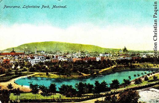 1926 - Parc Lafontaine