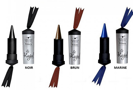 The Kajal, a new MUST for eye makeup