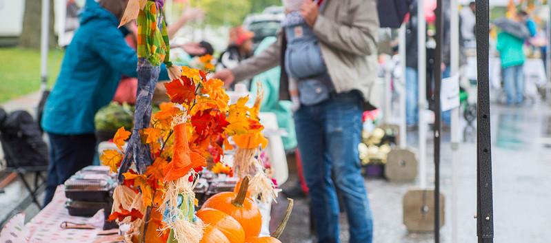 Marché public d'automne d'Ahuntsic-Cartierville