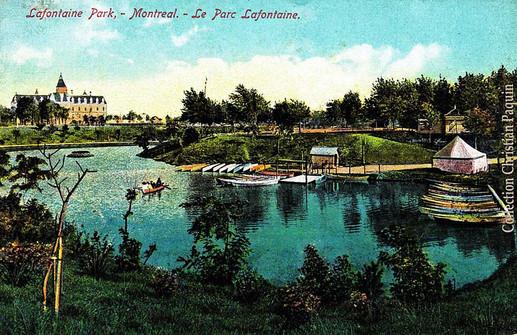 1909 - Parc La Fontaine