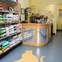 Clinique Vétérinaire féline