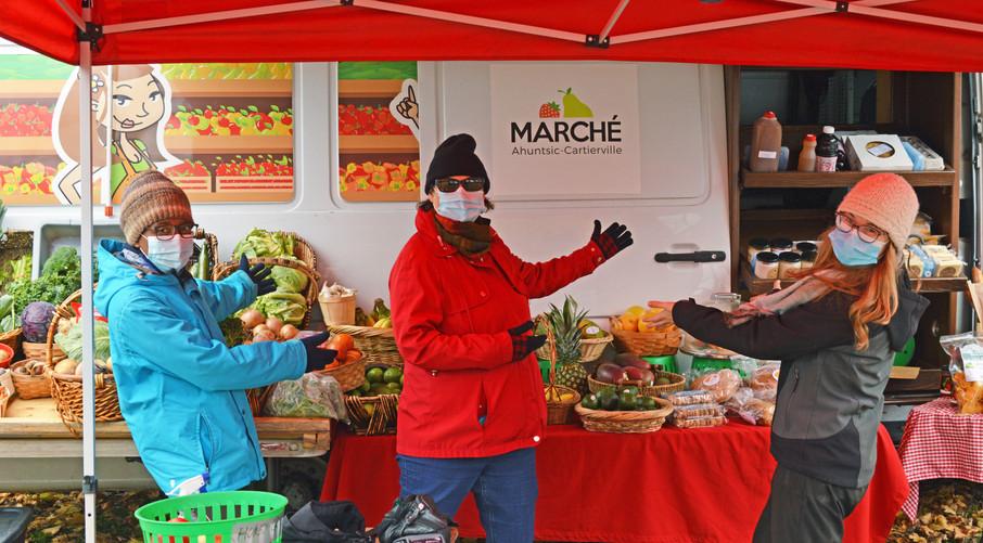 Marché Mobile