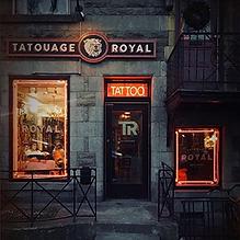 TATOUAGE ROYAL