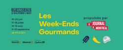Les Week-Ends Gourmands
