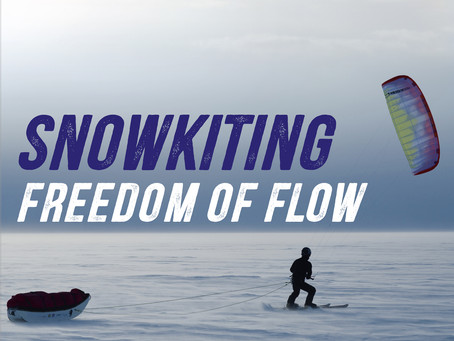 Flowing into a new guiding season ...