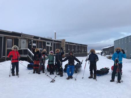 Spitsbergen - Day 1 - Adventdalen