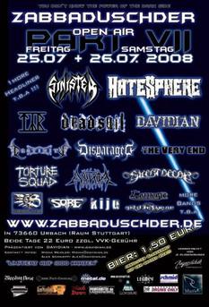 ZABBADUSCHDER OPEN AIR (DE) - 2008