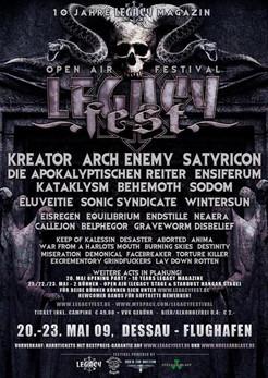LEGACY FESTIVAL (DE)