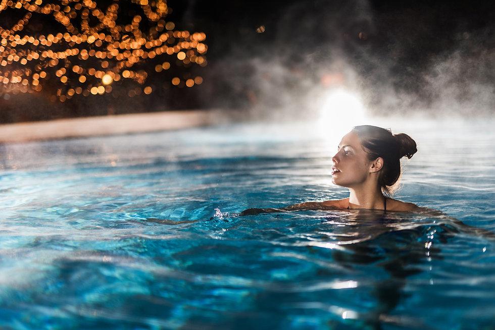 Woman In Heated Pool Night.jpg